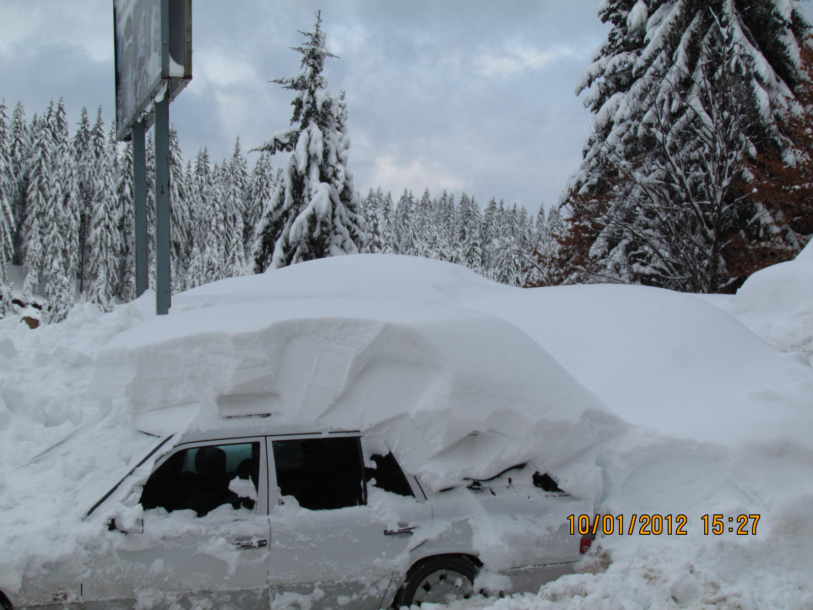 I have to wait for the Summer now :(, Pamporovo