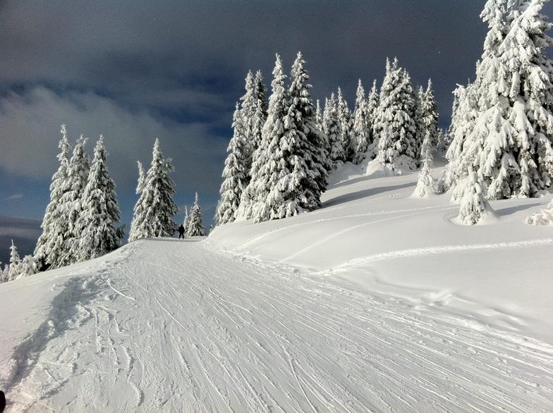 Pamporovo - Snejanka Peak
