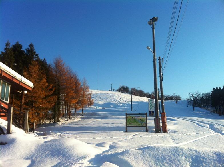 Sarukurayama snow