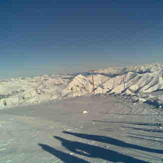 Glacier, Les Deux Alpes