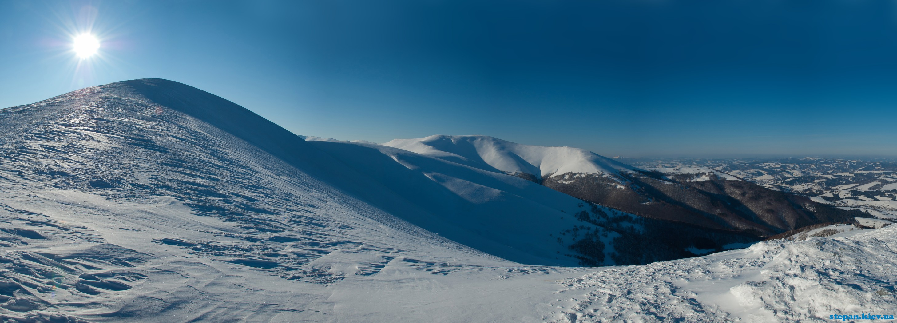 Mt Gemba, our local freeride Zion :), Podobovets