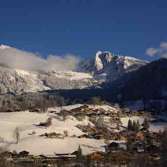 Grindelwald in november