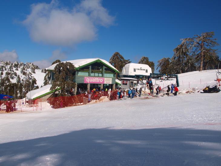 North Face II, Mt Olympus