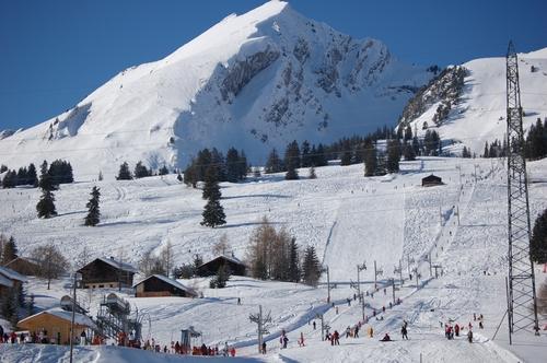 Les Mosses - La Lécherette Ski Resort by: Stefano Maida