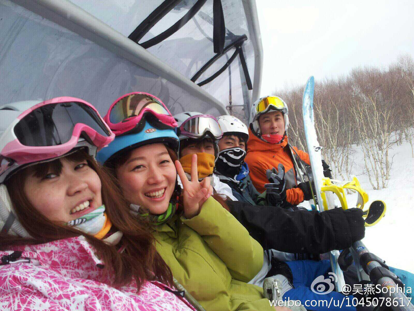 Happy days, Duolemeidi Ski Resort