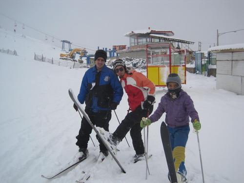 Āb Alī Ski Resort by: hamed