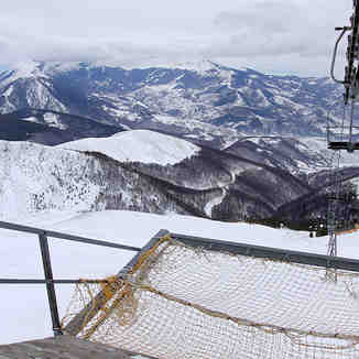 Horizon from the lift, Brezovica