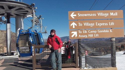 Snowmass Ski Resort by: Diego Villanueva