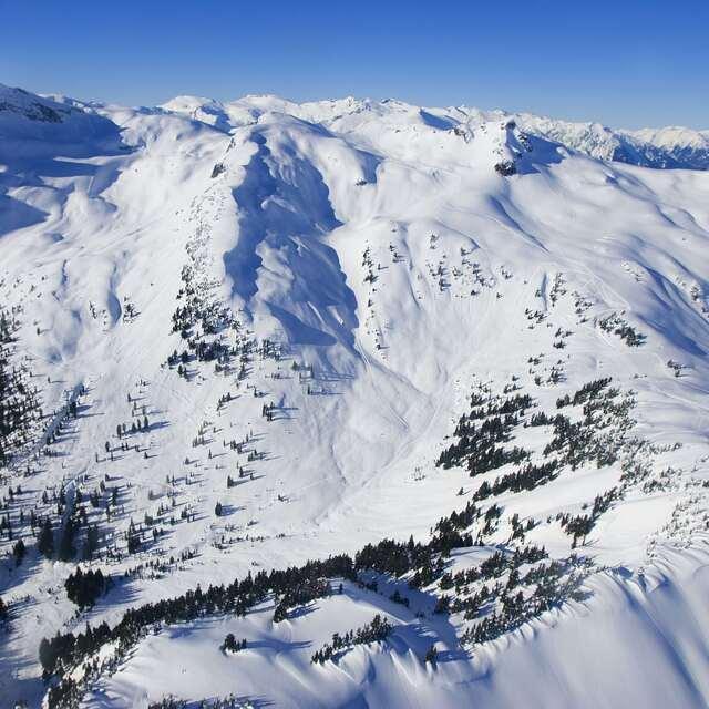 Alpine Catskiing, Powder Mountain Catskiing
