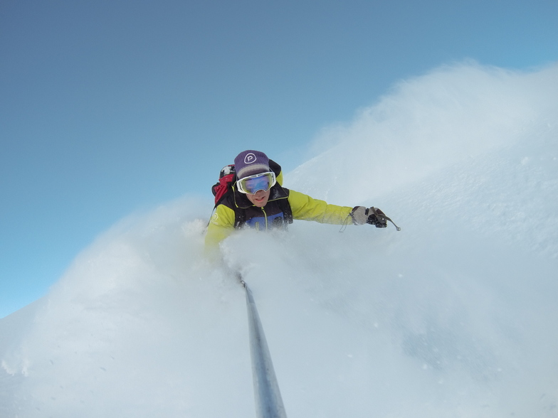 Epic Powder, Powder Mountain Catskiing