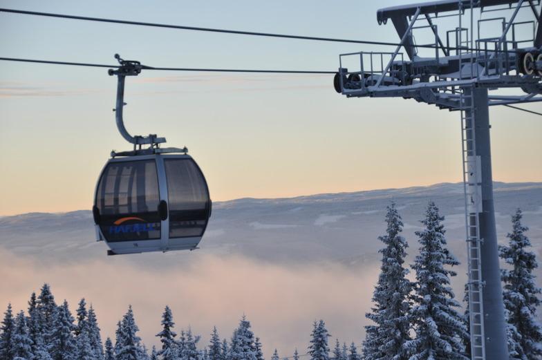 Ski holiday in Hafjell