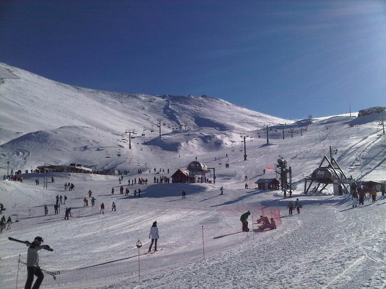 22 January 2012, Mount Parnassos