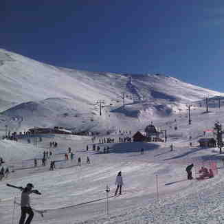 22 January 2012, Mount Parnassos