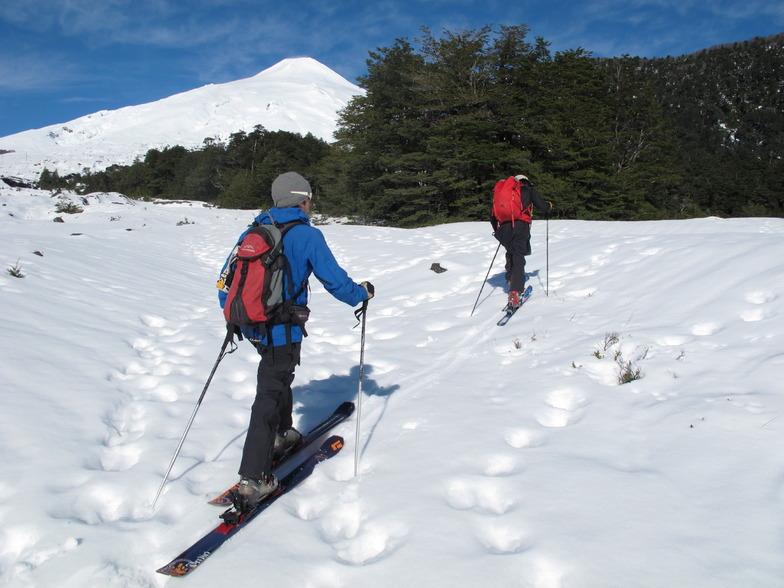 Randonee lobosadventure.com, Villarrica-Pucon