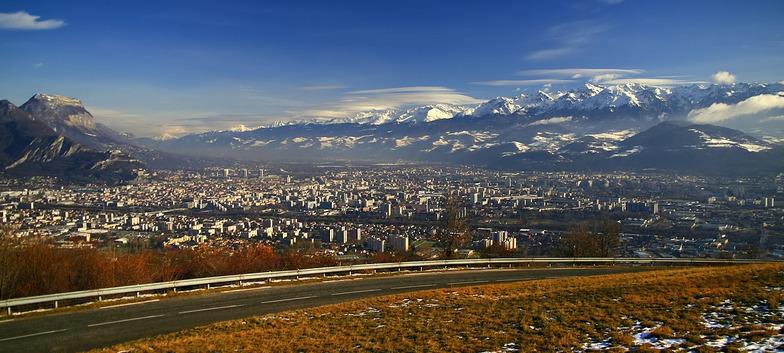 Grenoble, Les 7 Laux