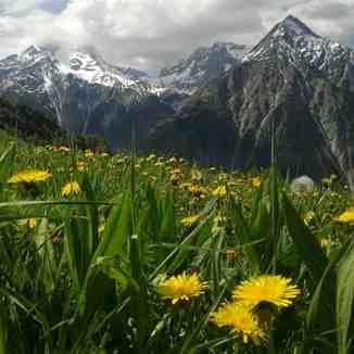 La Muzelle 3.465m, Les Deux Alpes