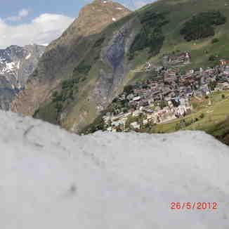 Village de Les Deux Alpes