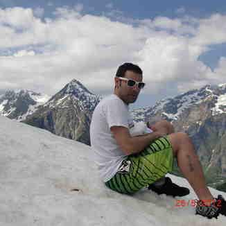 La belle montagne, Les Deux Alpes