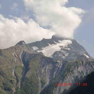 Glacier de La Muzelle 3.465m, Les Deux Alpes
