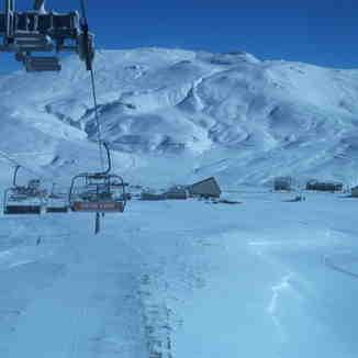sking erciyes, Erciyes Ski Resort