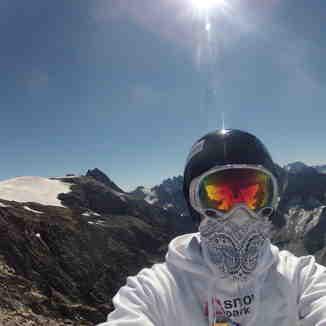 Glacier des 2 Alpes, Les Deux Alpes