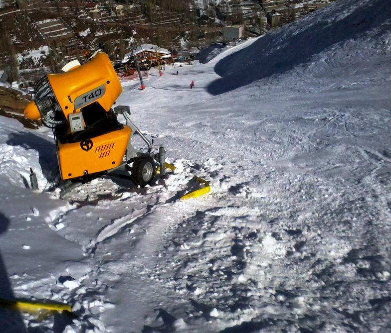 Snow maker, Darbandsar