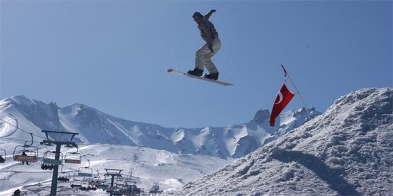 erciyes kayseri turkey, Erciyes Ski Resort