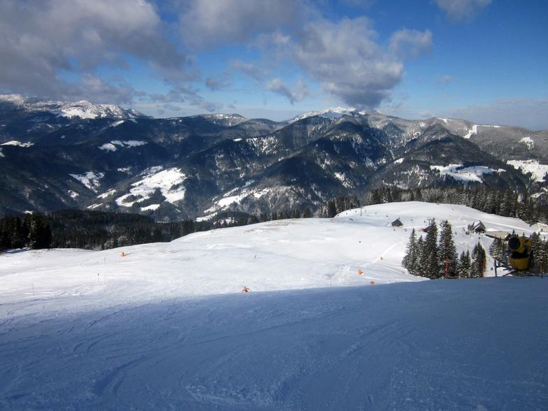 Golte slopes