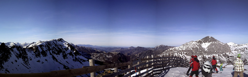 Fuentes de Invierno Ski Resort by: AdriAragon