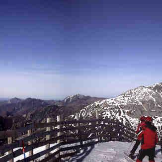 Panoramic of Asturias from Entresierras (Fuentes de Invierno)