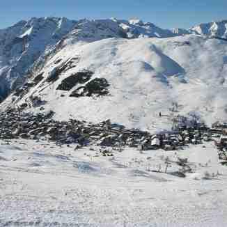 Town of Les Duex Alpes, Les Deux Alpes