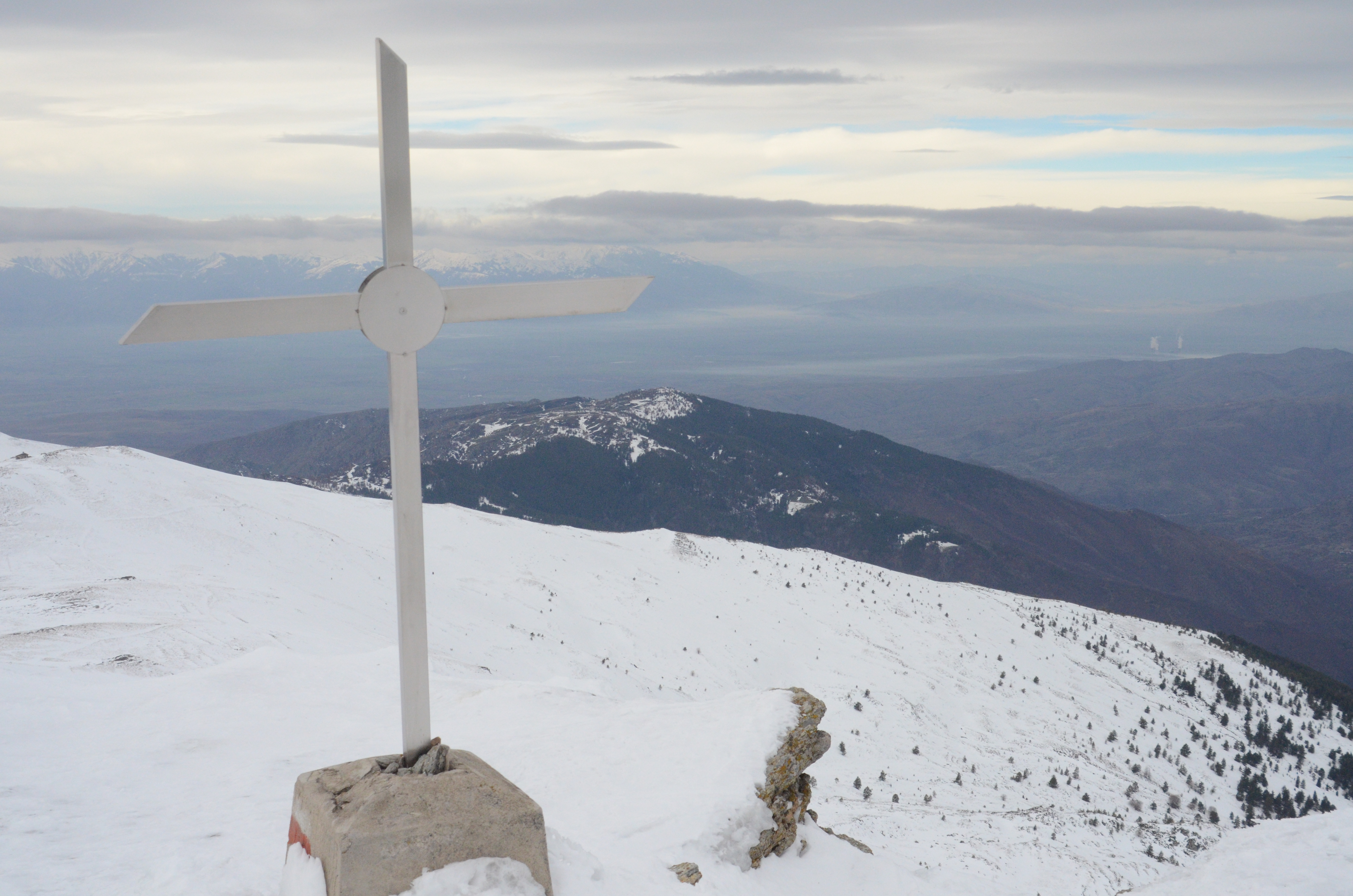 Mt Voras Kaimaktsalan Top