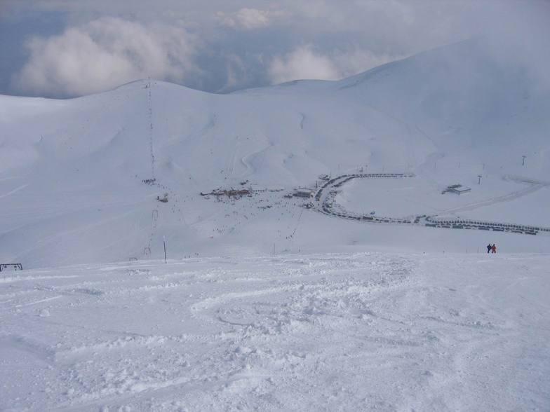 Falakro - Greece, Falakro Ski Resort