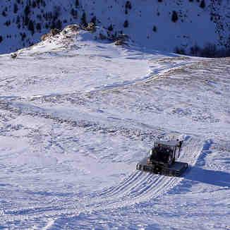 Snow cab Brezovica