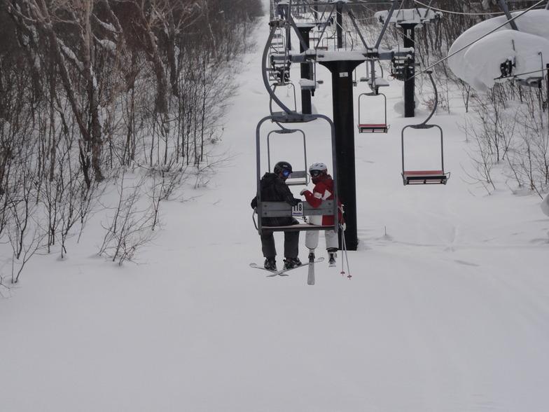 Appi Kogen snow