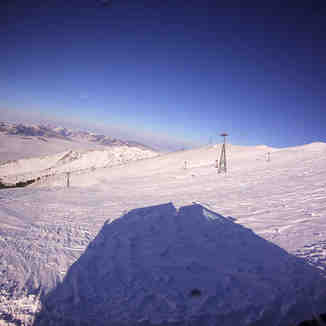 View from inside, Brezovica