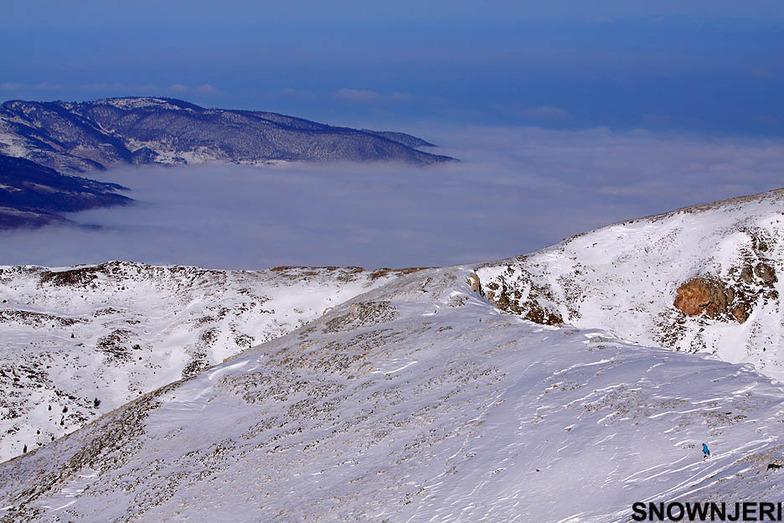 Dreni tries the mountain, Brezovica
