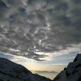 sky, Tochal