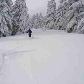 Helmos-Greece, Kalavryta Ski Resort