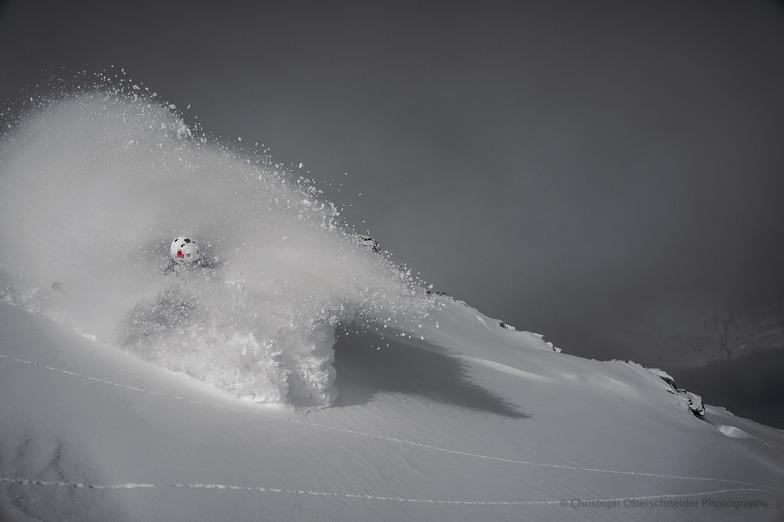 Powder Explosion in Sportgastein, Bad Gastein