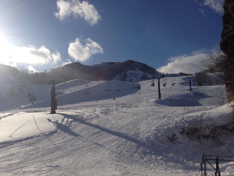 New Ojiro snow