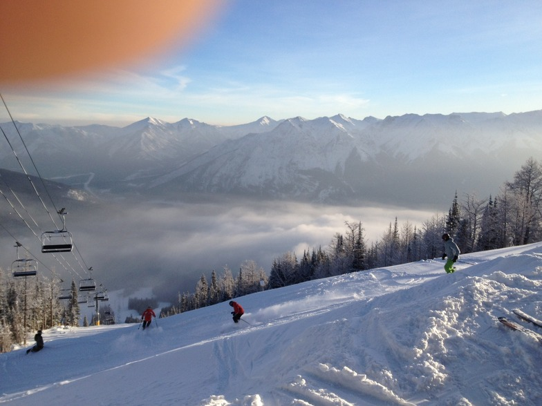 Top of Gold Chair, Nakiska