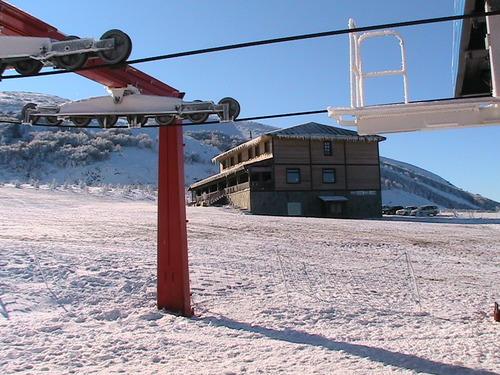 Akdağ Ski Center Ski Resort by: Kubilay