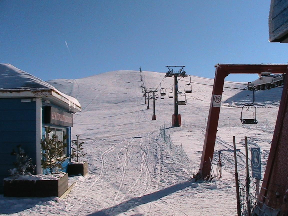 Akdağ Pist, Akdağ Ski Center