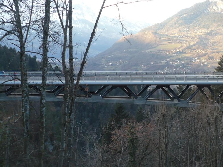 New Bridge, Saint Gervais