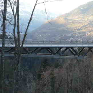 New Bridge, Saint Gervais