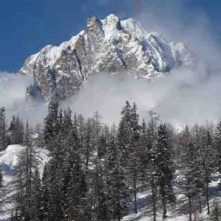 Courmayeur Snow: A beautiful day in Cormayeur