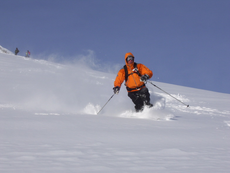 Valgrisenche snow