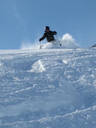 Valgrisenche Ski Resort by: Joe Puchek