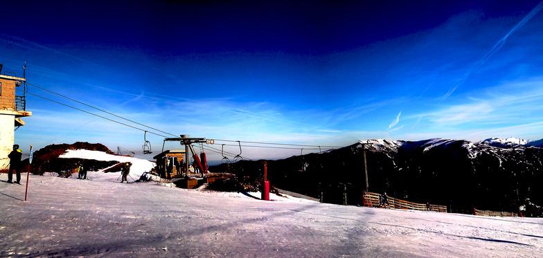 Panoramic from Valgrande - Pajares, Valgrande-Pajares